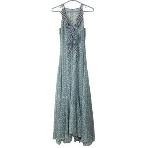 Cabi Floral Maxi Dress Size 4